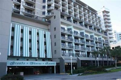 Myrtle Beach SC Condo/Townhouse For Sale: $199,000