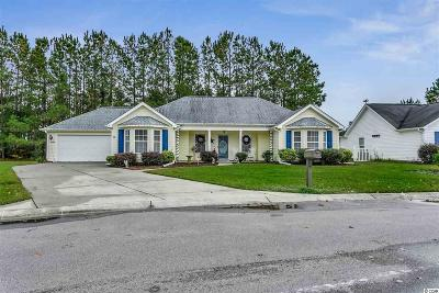 Myrtle Beach Single Family Home For Sale: 1196 Jumper Trail Circle
