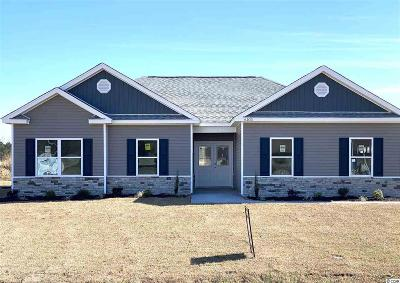 Conway Single Family Home For Sale: 6103 Cates Bay Hwy.