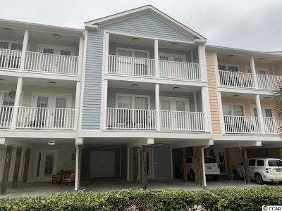 North Myrtle Beach Condo/Townhouse For Sale: 209 Hillside Dr. N #202