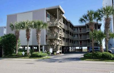 North Myrtle Beach Condo/Townhouse For Sale: 4305 Ocean Blvd. S #307