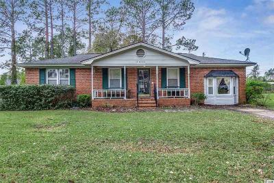 Myrtle Beach Single Family Home For Sale: 3913 Mallard Circle