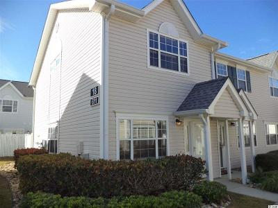 North Myrtle Beach Condo/Townhouse For Sale: 611 2nd Ave. S #18A