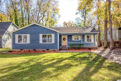 North Myrtle Beach Single Family Home For Sale: 2419 Airport Blvd.