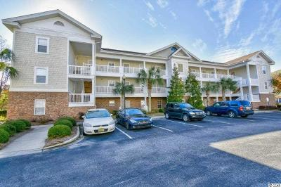 North Myrtle Beach Condo/Townhouse For Sale: 6015 Catalina Dr. #614