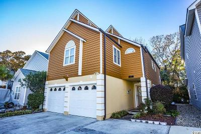 North Myrtle Beach Single Family Home For Sale: 829 9th Ave. S
