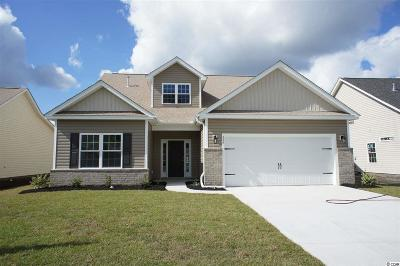 Surfside Beach Single Family Home For Sale: Tbd Lot 7 Obi Lane