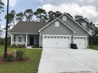 Murrells Inlet Single Family Home For Sale: 829 Cherry Blossom Dr.