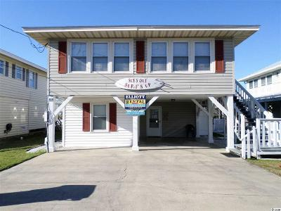 North Myrtle Beach Single Family Home For Sale: 307 53rd Ave. N