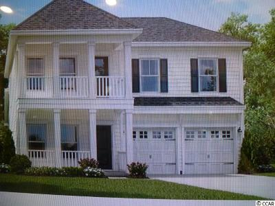Murrells Inlet Single Family Home For Sale: 821 Cherry Blossom Dr.