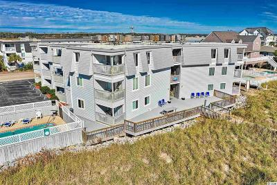 North Myrtle Beach Condo/Townhouse For Sale: 5000 N Ocean Blvd. #F-2