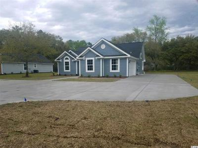 Murrells Inlet Single Family Home For Sale: 952 Wachesaw Rd.