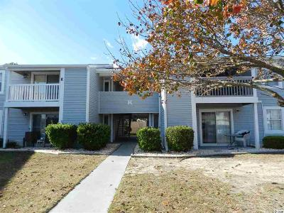 Surfside Beach Condo/Townhouse For Sale: 1356 Glenns Bay Rd. #K- 204