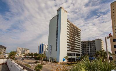 Myrtle Beach Condo/Townhouse For Sale: 2001 S Ocean Blvd. #703