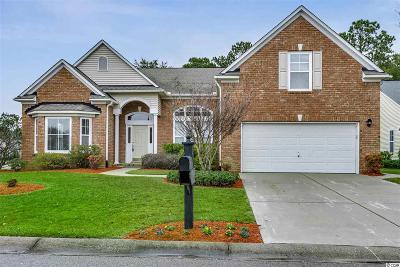 Murrells Inlet Single Family Home For Sale: 3 Stillwater Ct.