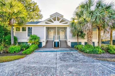 Pawleys Island Condo/Townhouse For Sale: 14-A Lakeside Dr. #14-A