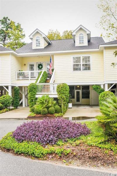 Pawleys Island Single Family Home For Sale: 73 Wallys Way