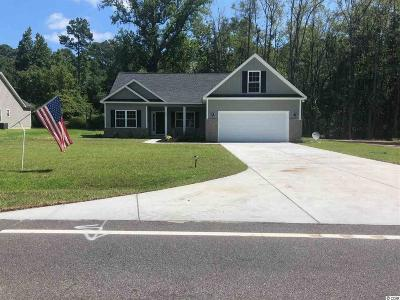 Loris SC Single Family Home For Sale: $199,990