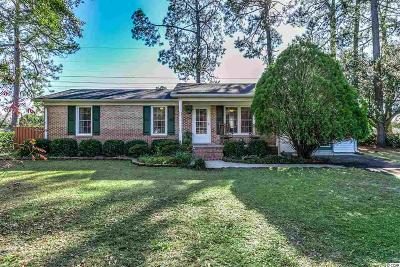 Myrtle Beach Single Family Home For Sale: 4207 Peachtree Ln.