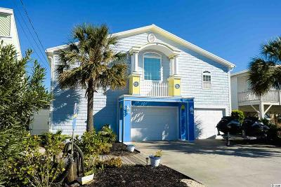 North Myrtle Beach Single Family Home Active-Pending Sale - Cash Ter: 304 51st Ave. N