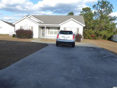 Conway Single Family Home For Sale: 114 Rhine Ct.