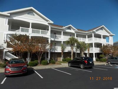 North Myrtle Beach Condo/Townhouse For Sale: 5801 Oyster Catcher Dr. #522