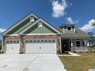 North Myrtle Beach Single Family Home Active-Pend. Cntgt. On Financi: 1834 N Cove Ct.