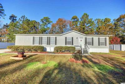 Conway Single Family Home For Sale: 1034 Palm Dr.