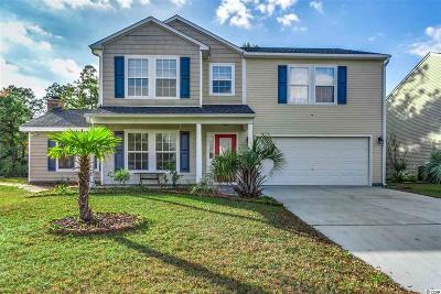 Myrtle Beach Single Family Home For Sale: 970 Willow Bend Dr.