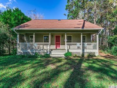 North Myrtle Beach Single Family Home For Sale: 1240 Outrigger Rd.