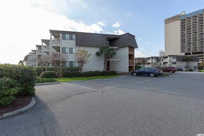Myrtle Beach Condo/Townhouse For Sale: 5601 N Ocean Blvd. #B-314