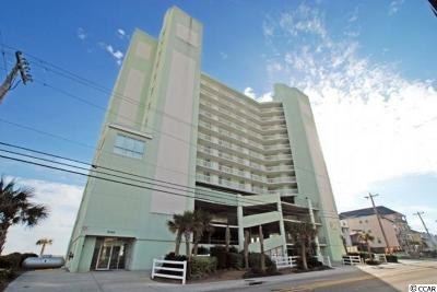 North Myrtle Beach Condo/Townhouse For Sale: 5310 N Ocean Blvd. #11-E