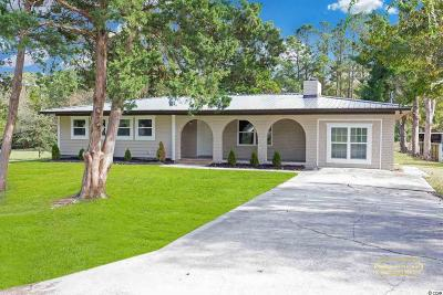 Myrtle Beach Single Family Home For Sale: 712 Charlotte Rd.