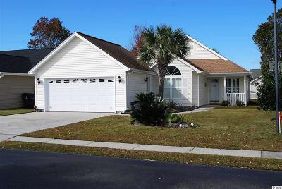 Surfside Beach SC Single Family Home Sold: $182,000