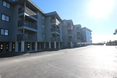 North Myrtle Beach Condo/Townhouse For Sale: 6000 Ocean Blvd. N #319