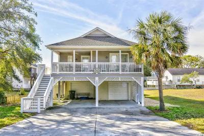 North Myrtle Beach Single Family Home For Sale: 705 12th Ave. S