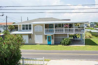 North Myrtle Beach Single Family Home For Sale: 6101 Nixon St.