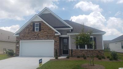 Myrtle Beach Single Family Home Active-Pend. Cntgt. On Financi: 5435 Longhorn Dr.