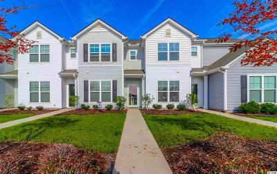 Myrtle Beach Condo/Townhouse For Sale: 193 Old Town Way #4