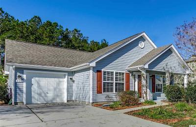 Murrells Inlet Single Family Home For Sale: 326 Whitchurch St.