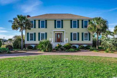 Murrells Inlet Single Family Home For Sale: 2020 S Waccamaw Dr.