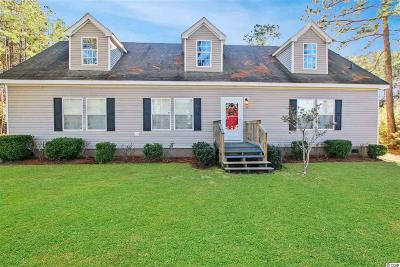 Myrtle Beach Single Family Home For Sale: 8874 Highway 814