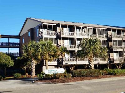 North Myrtle Beach Condo/Townhouse For Sale: 207 3rd Ave. N #348