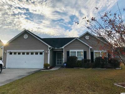 Myrtle Beach Single Family Home For Sale: 526 Fort Moultrie Ct.