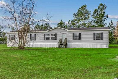 Loris SC Single Family Home For Sale: $119,900