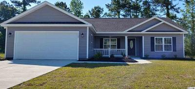 Conway SC Single Family Home Active-Pend. Cntgt. On Financi: $205,884