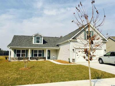 Conway Single Family Home For Sale: 6081 Cates Bay Hwy.