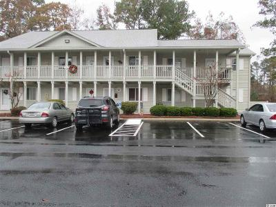 Myrtle Beach Condo/Townhouse For Sale: 1260 Red Tree Circle #I