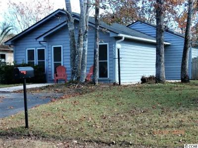 Little River SC Single Family Home Active-Pend. Cntgt. On Financi: $126,000