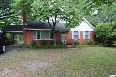 Conway Single Family Home For Sale: 304 Edgewood Circle